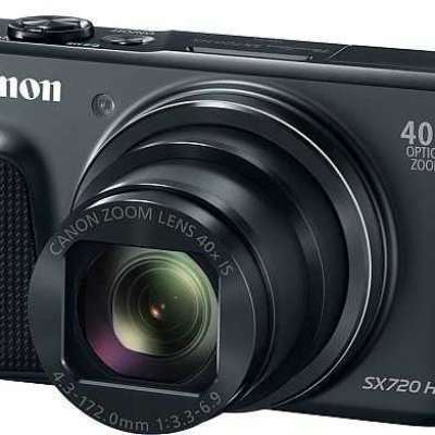 Canon PowerShot SX720 HS - 20 MP Compact Camera Profile Picture