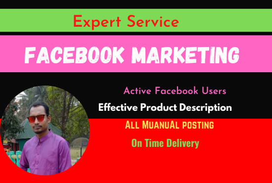 Do social media marketing and advertising in  facebook promotion by Pervejhosse | Fiverr
